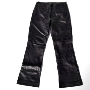 Pelle Studio Wilsons | Black Leather Pants size 2